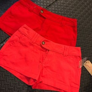 RED CAMEL SHORTS!!